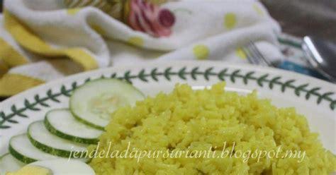 cara buat nasi uduk tanpa santen jom masak nasi lemak tumis tanpa santan