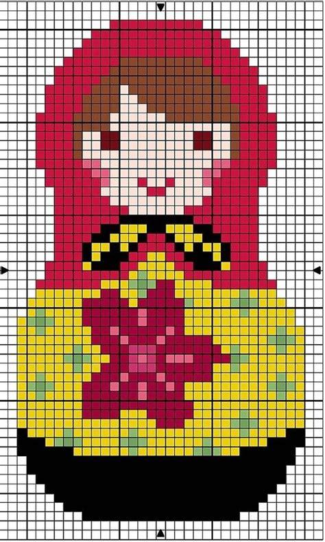 matryoshka pattern pinterest matryoshka doll cross stitch pattern i wanna stitch it on