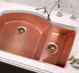 Copper Kitchen Sink Faucets by Copper Kitchen Sinks