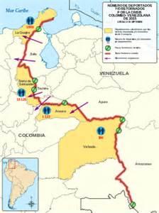 imagenes frontera venezuela colombia frontera de venezuela y colombia mapa