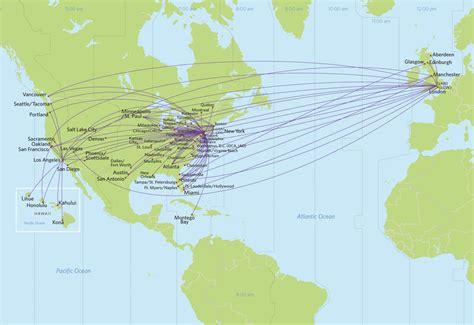 delta destination map atlantic routes delta air lines