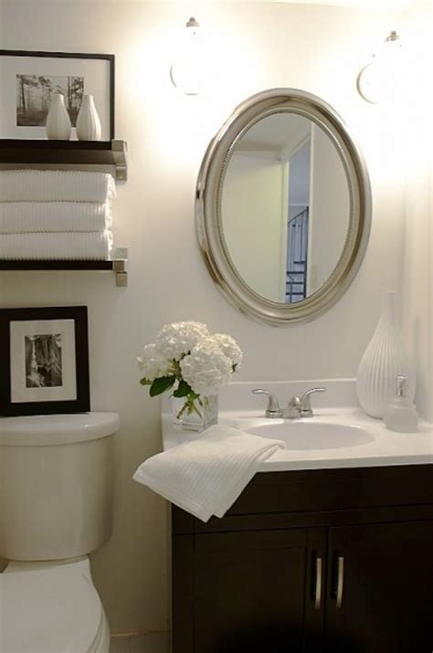small guest bathroom decorating ideas relaxing flowers bathroom decor ideas that will refresh your bathroom