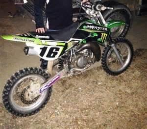 Used kawasaki dirt bikes ebay