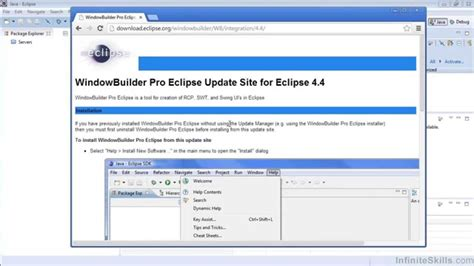 eclipse tutorial java youtube eclipse java ide tutorial installing plugins youtube