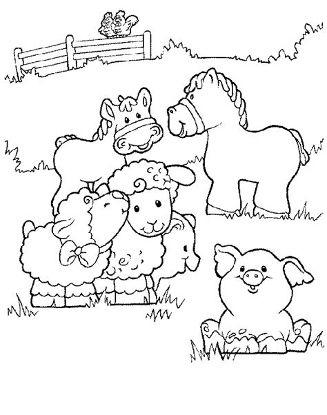 Fisher Price Little People Coloring Pages Az Coloring Pages Mattel Coloring Pages