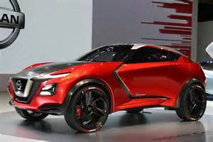 Nissan Of Delaware Nissan Gripz In Hybrid Concept At 2015 Tokyo Motor Show
