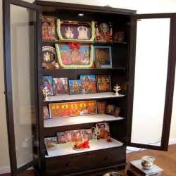 Buddhist Altar Designs For Home how to make a puja room