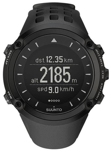 Suunto Ambit 1 No Hr suunto ambit wrist wristwatch altimeter gps black