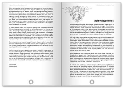book layout templates indesign free indesign book template designfreebies