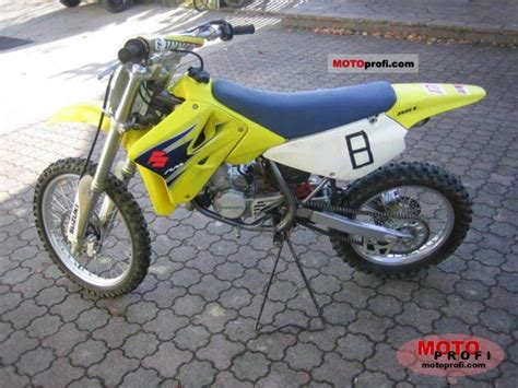 2003 Suzuki Rm85 2003 Suzuki Rm 85 L Moto Zombdrive