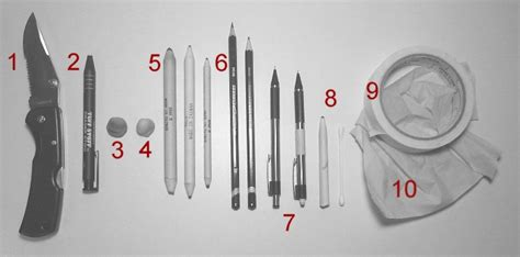 drawing tools drawing tools tak blending stumps mechanical
