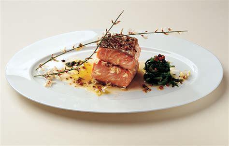 fiori di ginestra ricetta salmone con fiori di ginestra le ricette de la