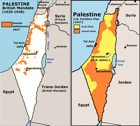 middle east map before 1948 the hub of middle east politics did the jews the