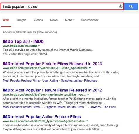 Imdb Most Popular Feature Films Released In 2013 | imdb most popular feature films released in 2013
