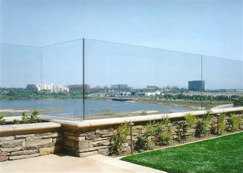 orange county ca glass fencing railing contractor