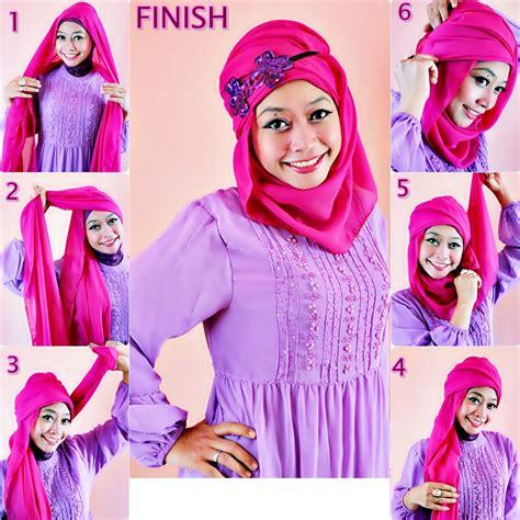 top  elegant tutorial hijab simple casual pictures