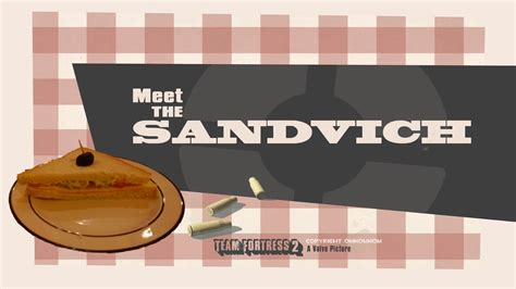 meet the template meet the real sandvich image team fortress 2 mod db