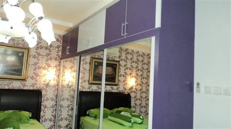 Cermin Rias Salon adiluhung furniture almari 3 pintu sliding kaca cermin
