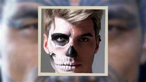 face tattoos for men most popular tattoos for