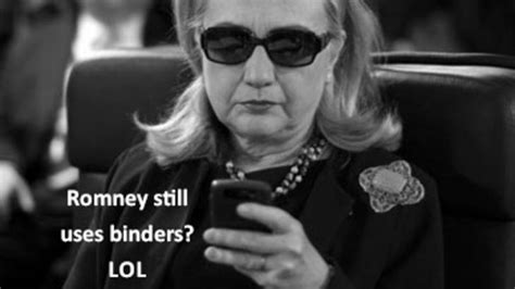 Hillary Clinton Meme - divas and dorks hillary clinton texts archives divas