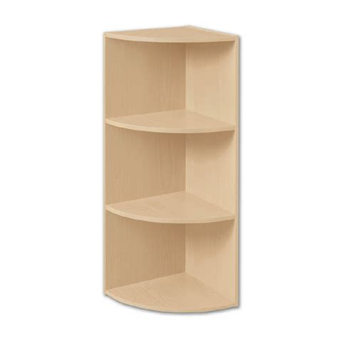 Closetmaid Corner Shelf Organizer by Shop Closetmaid Maple Corner Shelf Organizer At Lowes