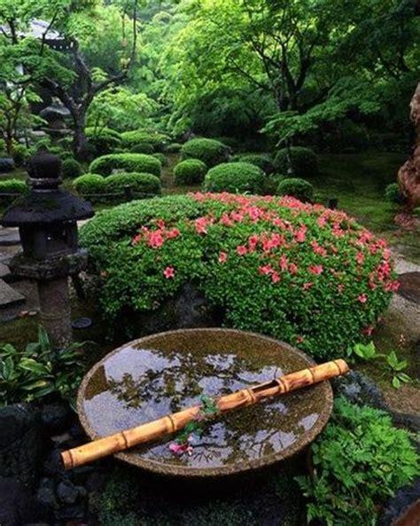 Planter Border Ideas by Jardin Japonais Quelles Plantes Et Arbres Pour Un Jardin