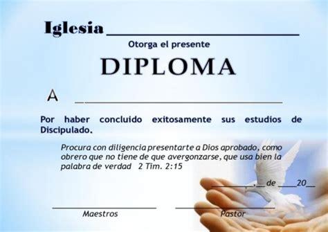 certificados maestros escuela biblica mejor conjunto de modelo de diploma
