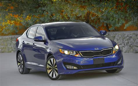 Sxl Kia Optima Kia Optima Sxl 2012 Widescreen Car Photo 05 Of 48