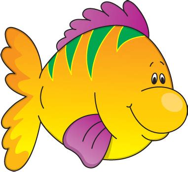 Colorful Fish Clipart