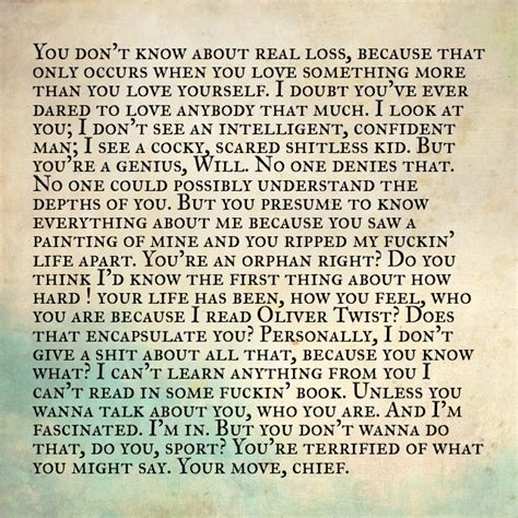 Will Quotes Robin Williams Monologue will quotes quotesgram