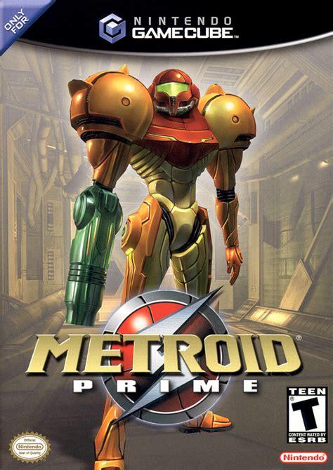 mensajes subliminales zelda metroid prime 2002 gamecube box cover art mobygames