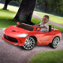 Dodge Viper Power Wheels Ride On Vehicles For