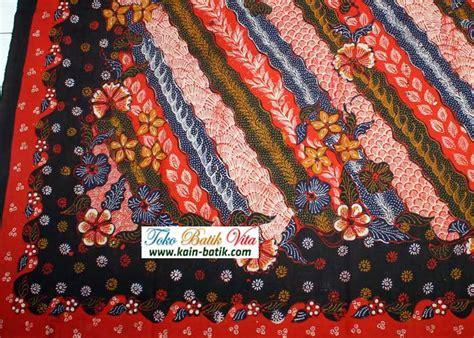 Mb Kain Batik Primis Halus batik tulis madura halus motif klasik kbm 6386 kain batik murah
