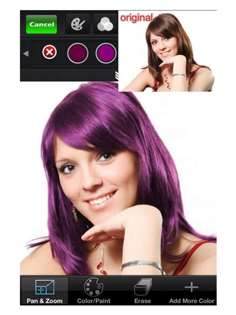 hair color change app for iphone bons plans iphone brick rol notica runpee rubitrack