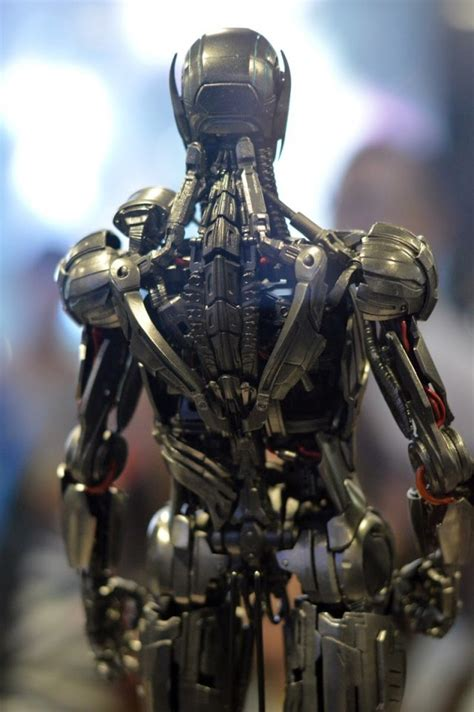 Toys Cosbaby Age Of Ultron Ultron Sentry toys ultron i ultron sentry iron legion revealed marvel news