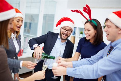 surviving the office christmas party with your reputation