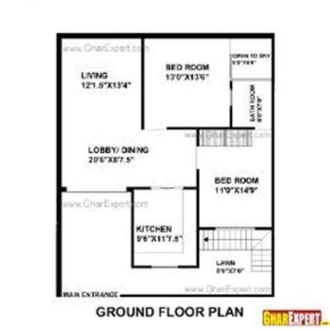 900 square feet in meters house plan for 33 feet by 40 feet plot plot size 147