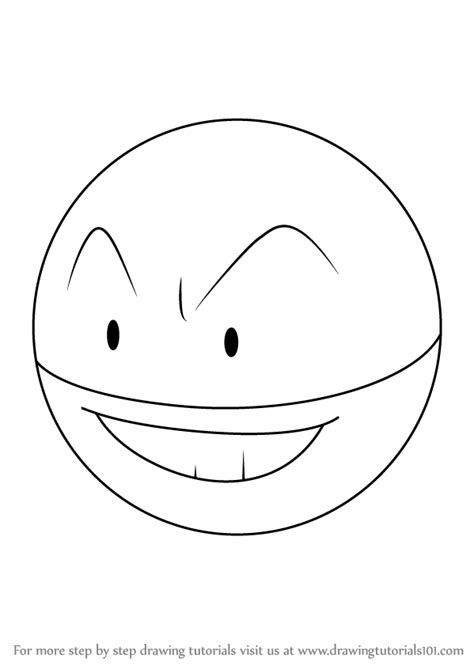 where to draw learn how to draw electrode from step by
