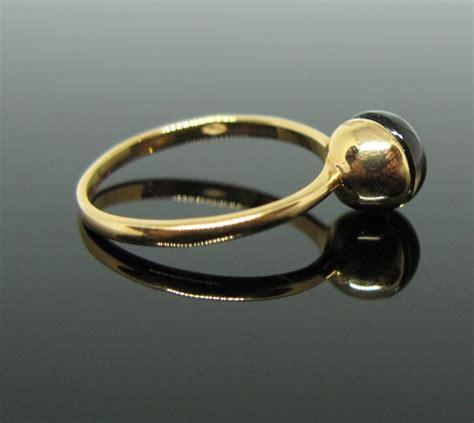 16 88 Ct Citrine Memo 18 kt yellow gold ring set with 1 yellow madera citrine
