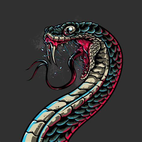 viper snake tattoo designs 287 best ideas about cobras e serpentes on