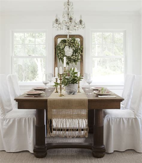 Simple Dining Room Table Decor Simple Decorating Ideas Why I Decorate Early For The Inspired Room