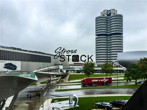 bmw germany bmw headquarters from the welt munich germany