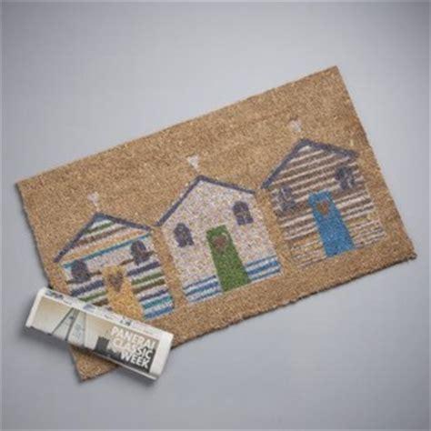 Coastal Door Mats gisela graham hut doormat coastal door mats by
