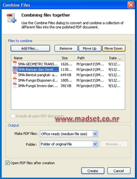 cara membuat watermark di nitro pdf cara membuat dan menggabungkan file pdf