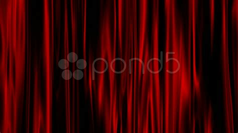 red satin curtains red satin curtains stock video 22040009 hd stock footage