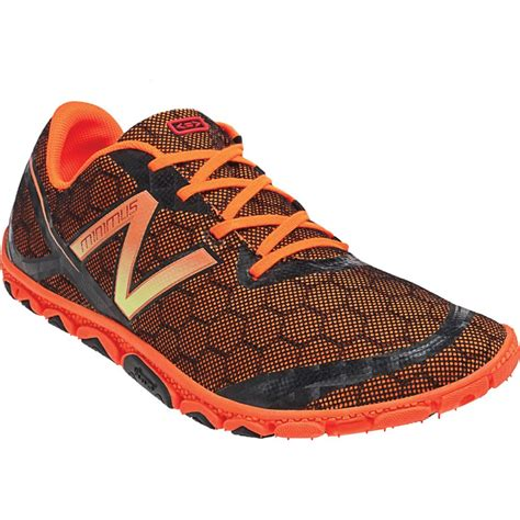 minimal running shoes mr10bo2 minimalist running shoes brown orange mens at