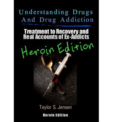 How To Self Detox Heroin Book by Understanding Drugs And Addiction S