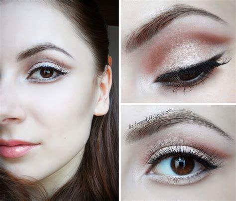 tutorial makeup doll eyes innocent cute eyes tear bag makeup january girl