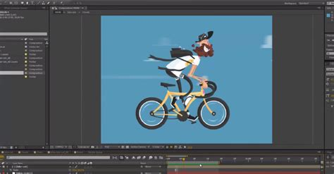 tutorial after effects duik animation kit gif animated 3dart