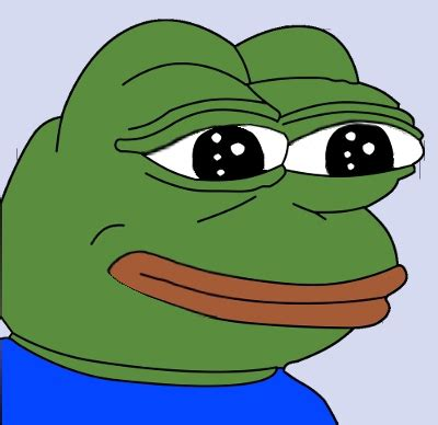 Sad Frog Meme - image 222832 feels bad man sad frog know your meme